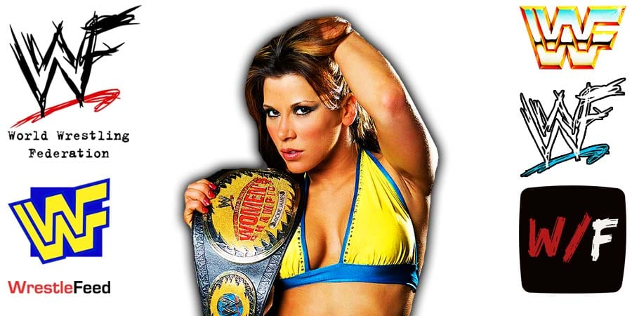 Mickie James Article Pic 2 WrestleFeed App