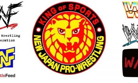 NJPW New Japan Pro Wrestling Logo Article Pic 1 WrestleFeed App