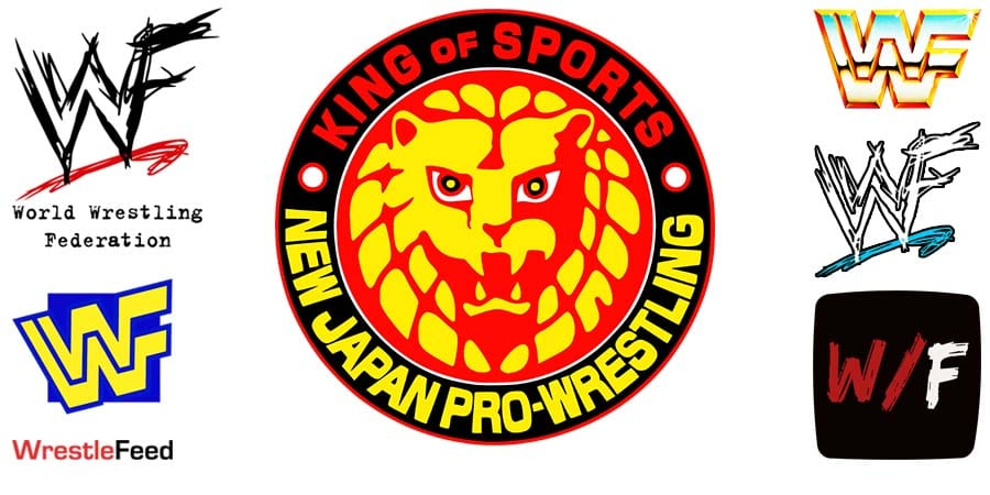 NJPW New Japan Pro Wrestling Logo Article Pic 1 WrestleFeed App