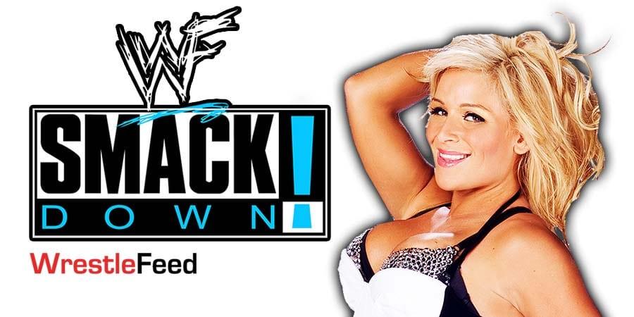 Natalya Neidhart 2007 SmackDown Article Pic 1 WrestleFeed App
