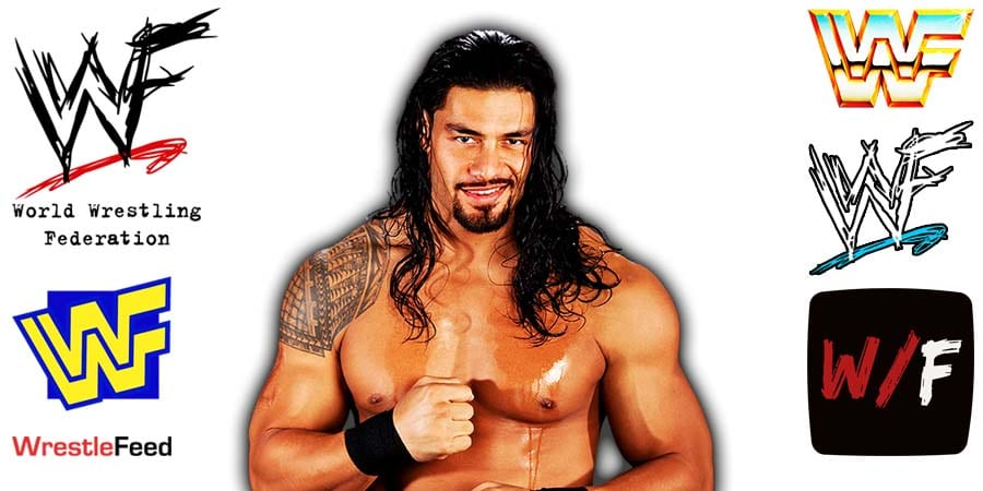 Roman Reigns Article Pic 6 WrestleFeed App