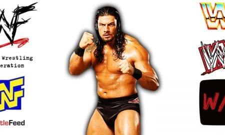Roman Reigns Article Pic 8 WrestleFeed App