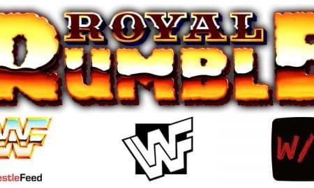 Royal Rumble Logo WrestleFeed App
