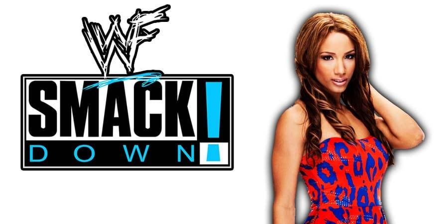 Sasha Banks 2013 SmackDown Article Pic 1