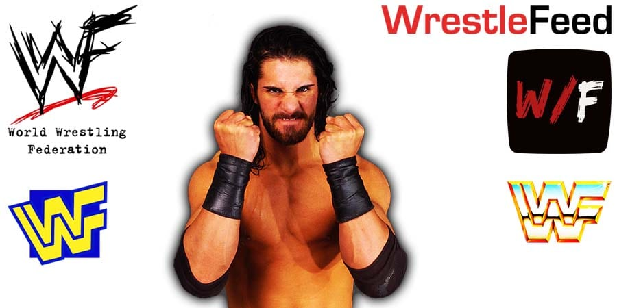 Seth Rollins Article Pic 5 WrestleFeed App