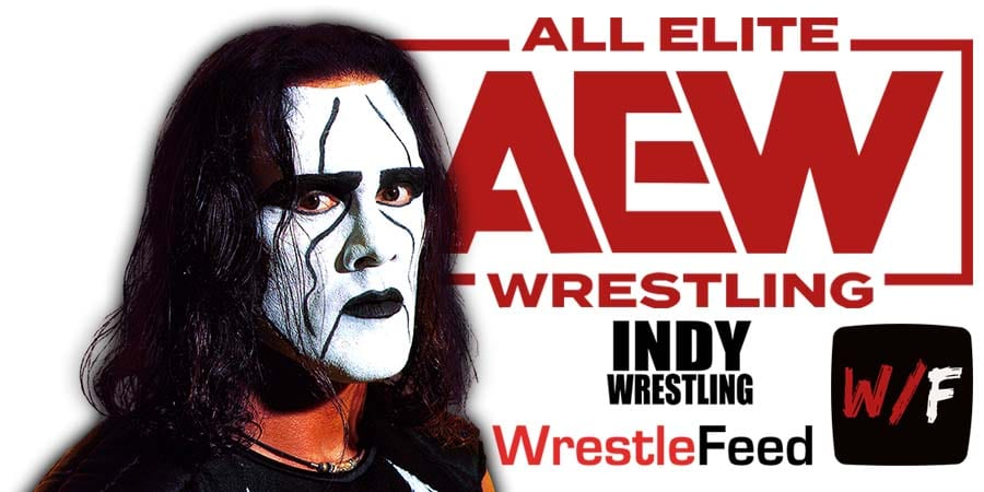 Sting AEW All Elite Wrestling Article Pic 11