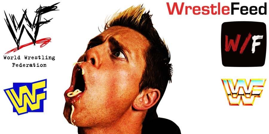 The Miz Article Pic 2 WrestleFeed App