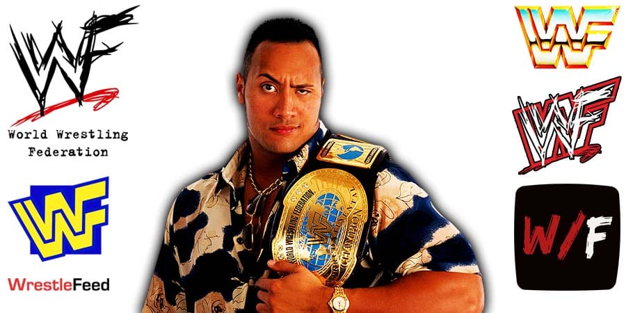 The Rock Dwayne Johnson Article Pic 8 WrestleFeed App
