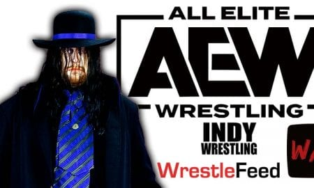 The Undertaker AEW All Elite Wrestling Article Pic 2