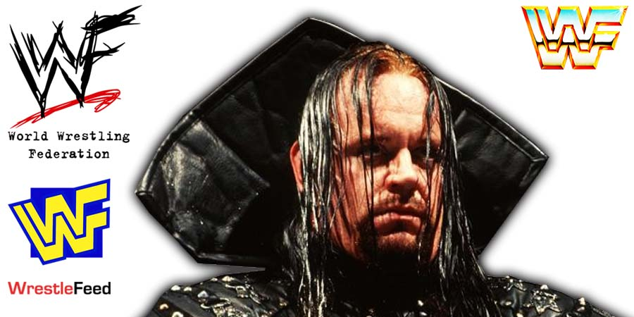 The Undertaker Article Pic 17 WrestleFeed App