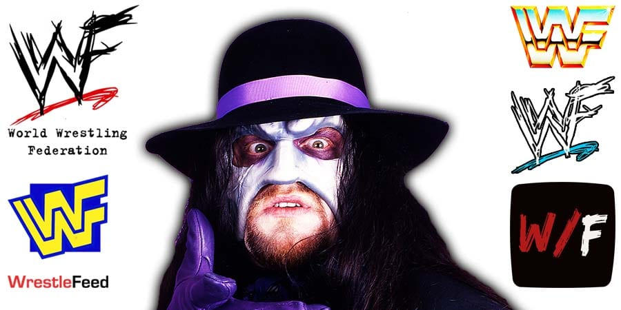 The Undertaker Mask Article Pic 18 WrestleFeed App