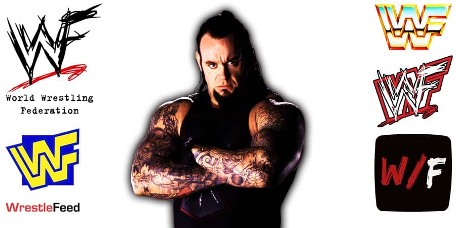 The Undertaker Ministry Of Darkness WWF 1999 Article Pic 10 WrestleFeed App