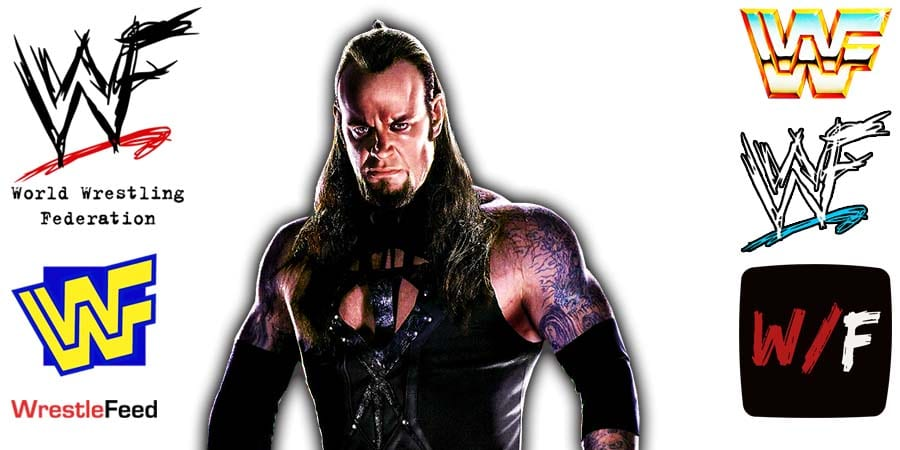 The Undertaker Ministry Of Darkness WWF 1999 Article Pic 16 WrestleFeed App