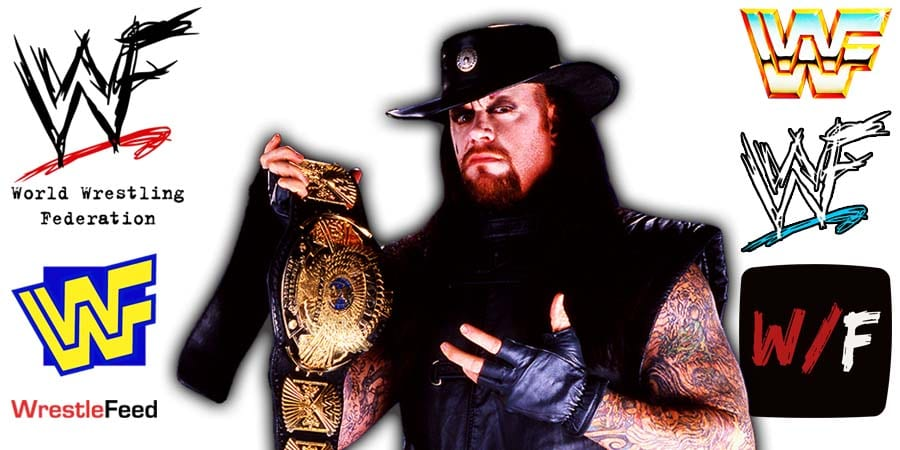 The Undertaker WWF Champion 1997 Article Pic 12 WrestleFeed App