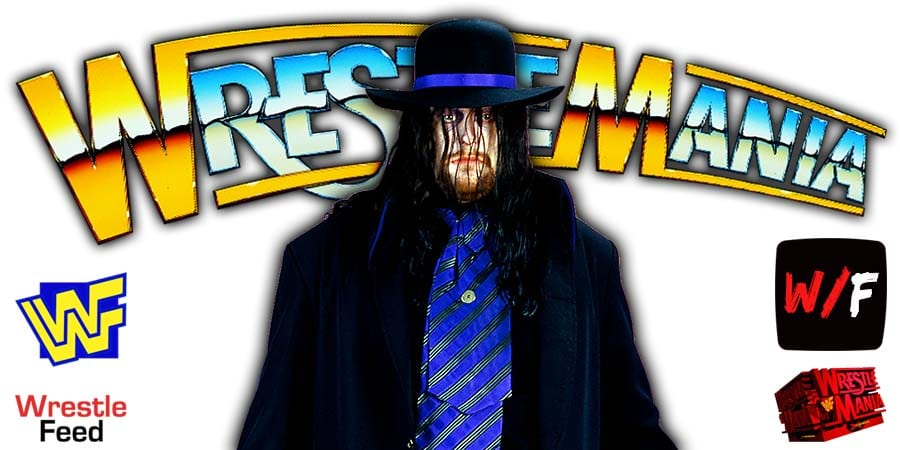 The Undertaker WretleMania Article Pic 1 WrestleFeed App