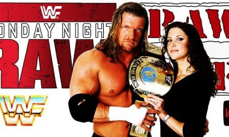 Triple H Stephanie McMahon RAW Article Pic WrestleFeed App