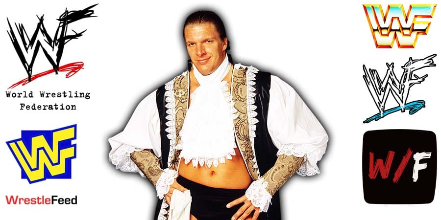 Triple H WCW Funny Outfit Article Pic 8 WrestleFeed App