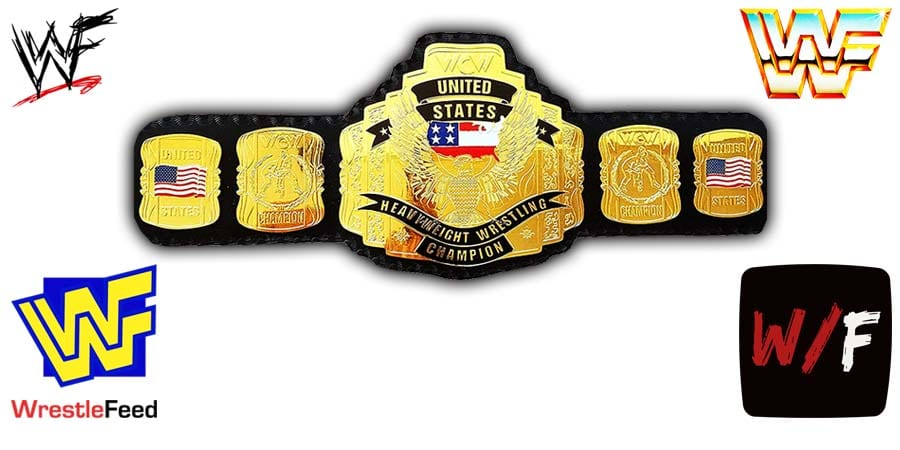 WCW US United States Heavyweight Championship Title Article Pic 1 WrestleFeed App