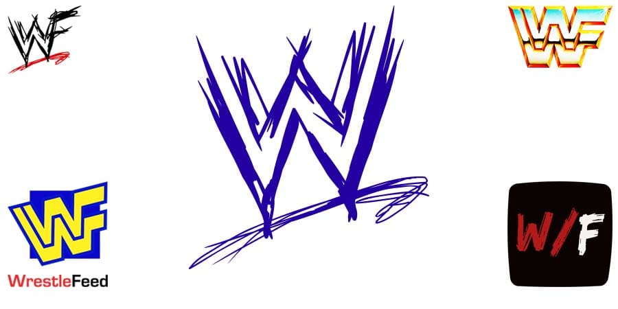 WWE Logo Blue Article Pic 1 WrestleFeed App
