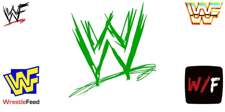WWE Logo Green Article Pic 4 WrestleFeed App
