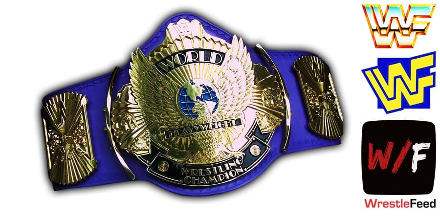 WWF Championship Title Article Pic 1 WrestleFeed App