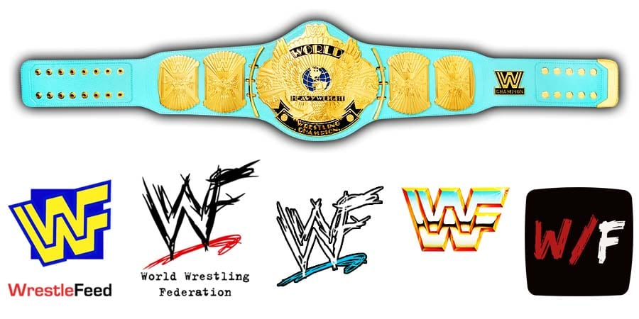 WWF Championship Title Article Pic 2 WrestleFeed App