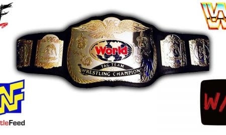 WWF Tag Team Championship Title Belt Article Pic 1 WrestleFeed App