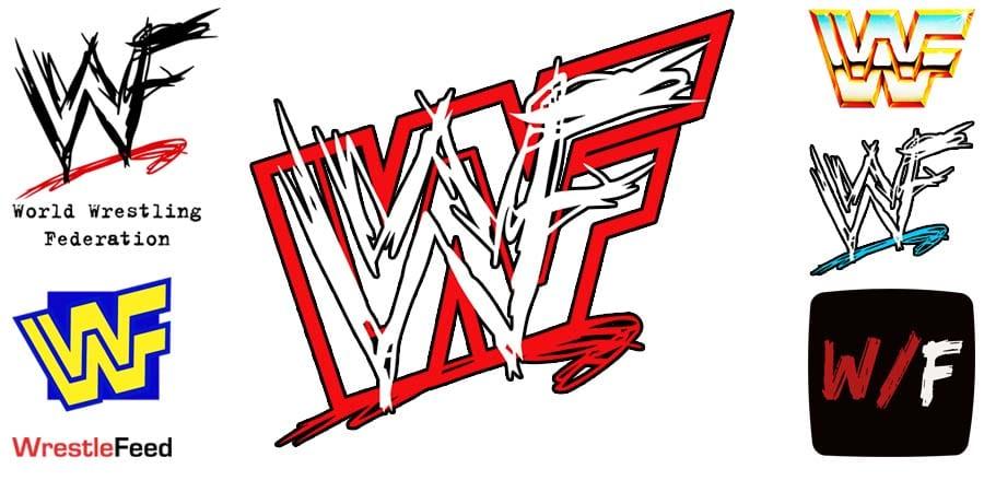 WWF World Wrestling Federation Logo Article Pic 1 WrestleFeed App