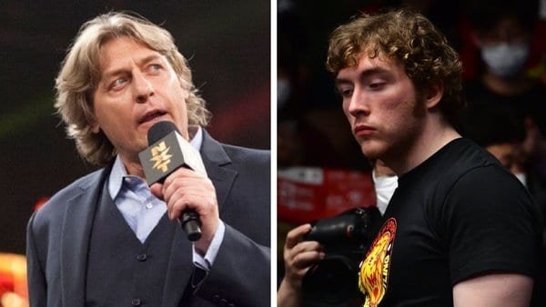 William Regal's Son Bailey Matthews Signs With WWE NXT UK