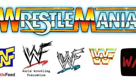 WrestleMania Logo Article Pic 1 WrestleFeed App