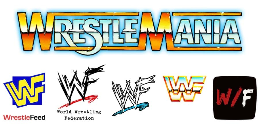 WrestleMania Logo Article Pic 1 WrestleFeed App