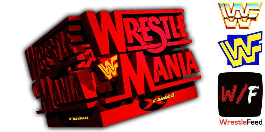 WrestleMania Logo Article Pic 2 WrestleFeed App