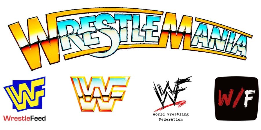 WrestleMania Logo Article Pic 3 WrestleFeed App