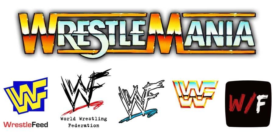 WrestleMania Logo Article Pic 4 WrestleFeed App