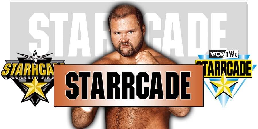 Arn Anderson WWE Starrcade 2017