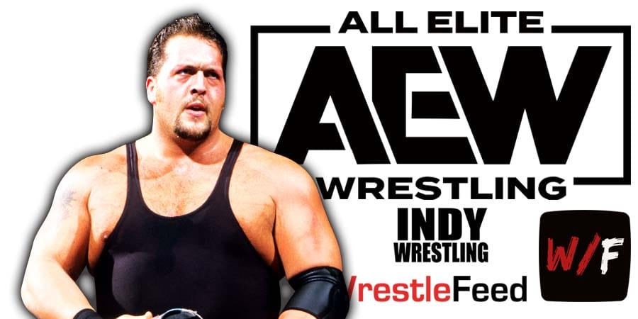 Big Show Paul Wight AEW All Elite Wrestling Article Pic 2 WrestleFeed App
