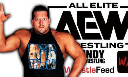 Big Show Paul Wight AEW All Elite Wrestling Article Pic 6 WrestleFeed App