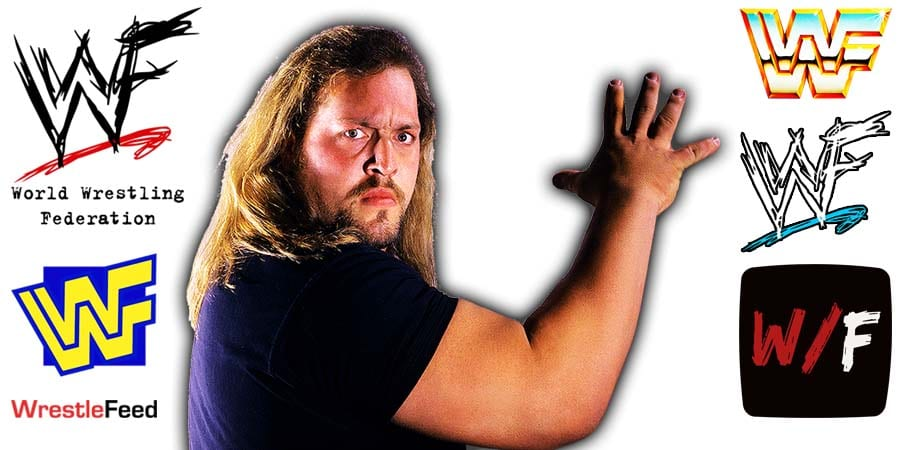Big Show - The Giant - Paul Wight WWF 1999 Article Pic 3 WrestleFeed App