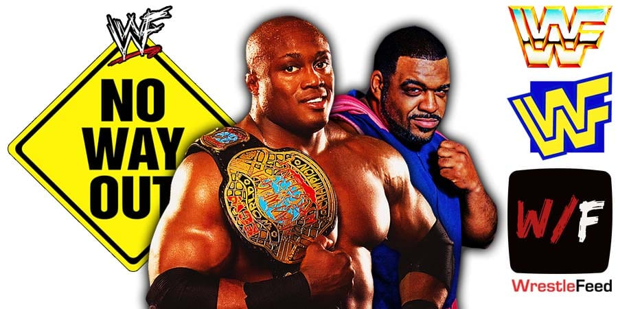 Bobby Lashley Keith Lee Elimination Chamber 2021 No Way Out WrestleFeed App