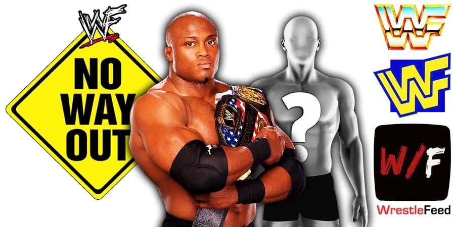 Bobby Lashley Vacant Elimination Chamber 2021 No Way Out WrestleFeed App