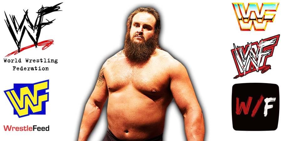 Braun Strowman Article Pic 8 WrestleFeed App