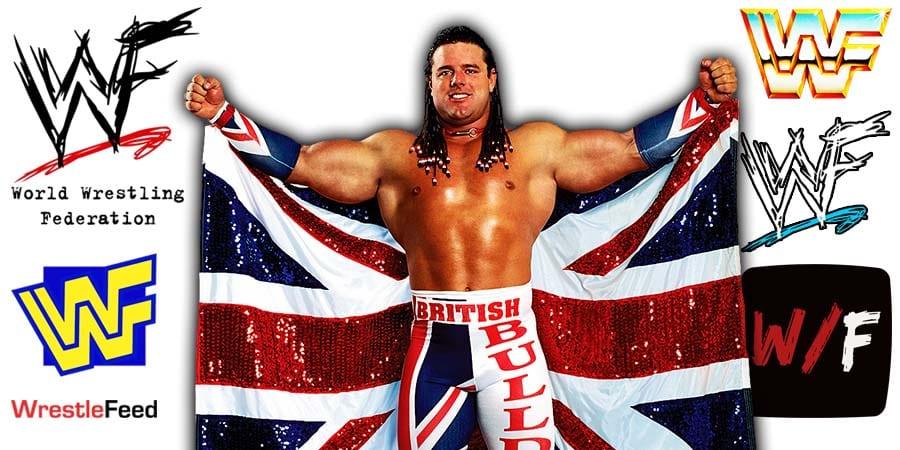 British Bulldog Davey Boy Smith Article Pic 2 WrestleFeed App