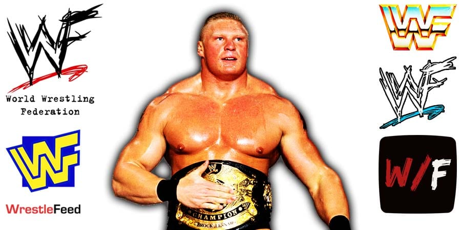 Brock Lesnar Article Pic 9 WrestleFeed App