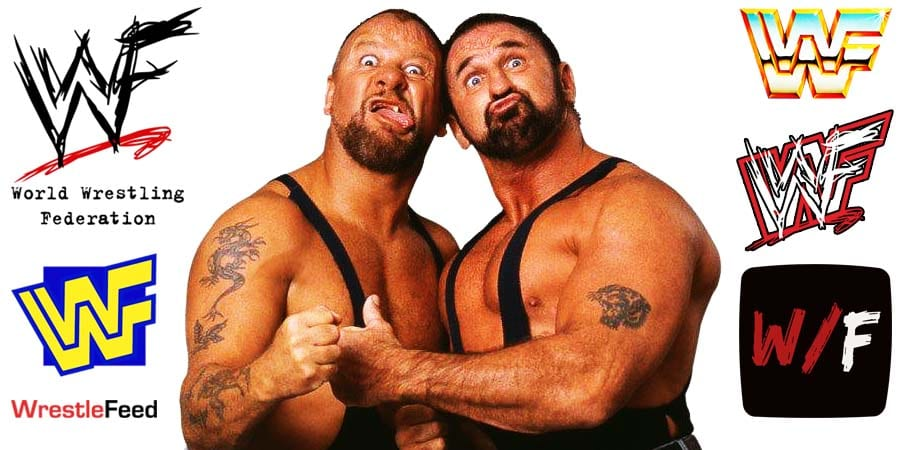 Bushwhackers WWF Article Pic 2 WrestleFeed App