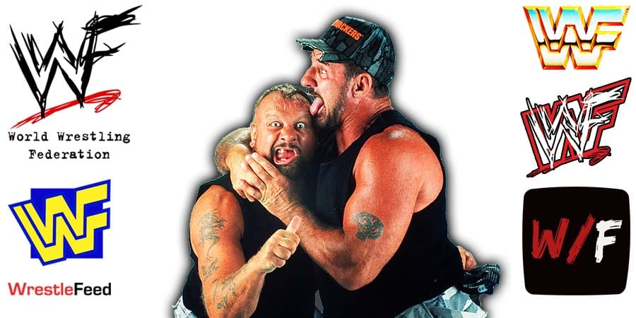 Bushwhackers WWF Article Pic 3 WrestleFeed App