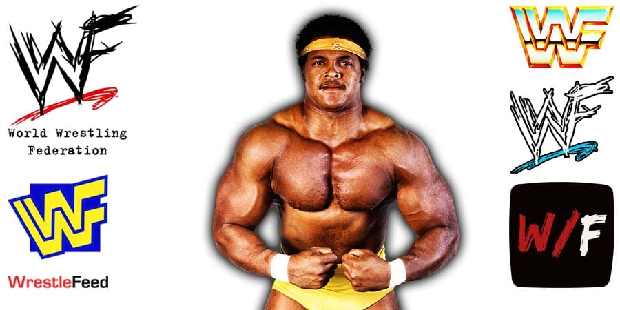Butch Reed Passes Away Death Article Pic 1 WrestleFeed App