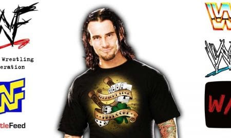 CM Punk Long Hair Article Pic 5 WrestleFeed App