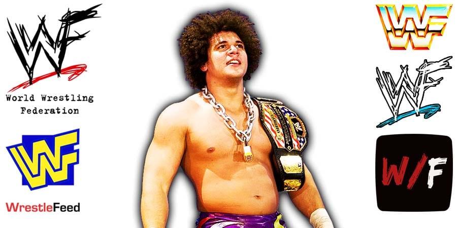 Carlito WWE United States Champion Article Pic 2 WrestleFeed App