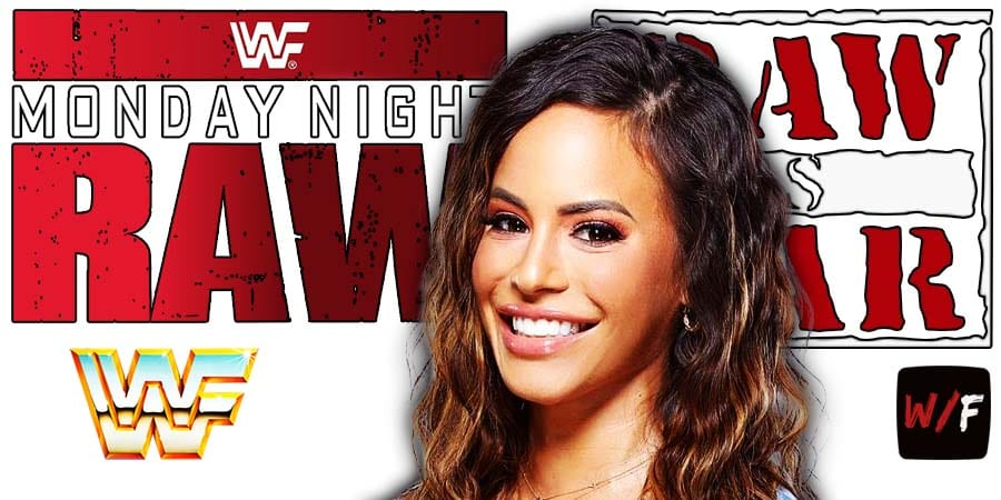 Charly Caruso RAW Article Pic 1 WrestleFeed App