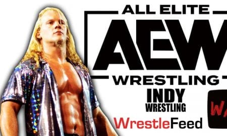Chris Jericho AEW All Elite Wrestling Article Pic 6 WrestleFeed App